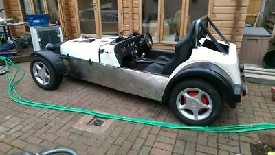 robin hood kit car unfinished project