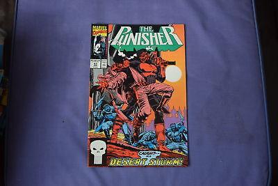 The  Punisher - vol 2 no47  1991