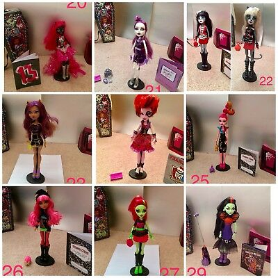 Monster High Doll Bundle - ***immaculate***