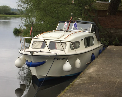 Freeman 23 River Cruiser