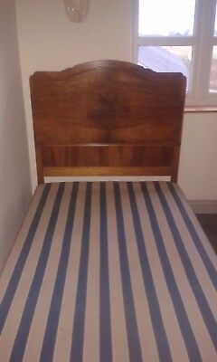 Pair of antique single beds