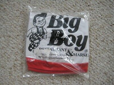 Big Boy Beach Ball -New in Package- Advertising  Promo for Restaurant and Market