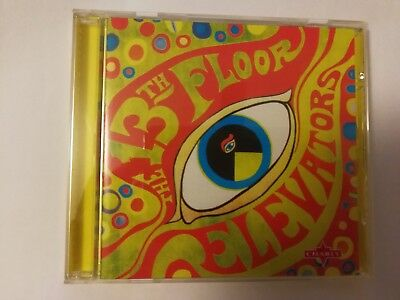 13th Floor Elevators - The Psychedelic Sounds of...