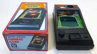 Combat Game, BTG Hong Kong No. 6926C, 1983, O-Karton, funktioniert!