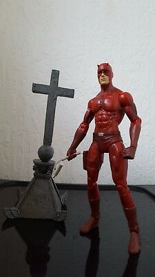marvel select daredevil action figure complete in box