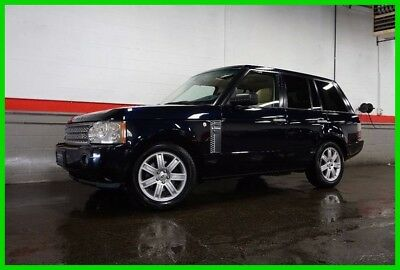 2008 Land Rover Range Rover HSE 4x4 4dr SUV 2008 HSE 4x4 4dr SUV Used 4.4L V8 32V Automatic 4WD SUV Premium Moonroof