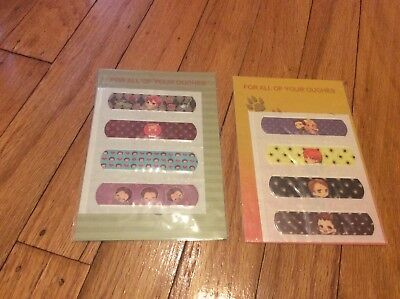 Guilt Pleasure Yaoi In These Words bandaids and card  chibi Asano Shinohara