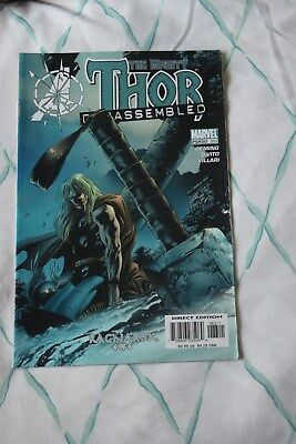 Thor  83 585 Avengers Disassembled Prologue