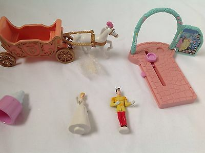 Disney's Cinderella Beautiful Wedding Playset