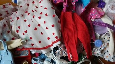 Barbie Sindy Clothes Job Lot TLC