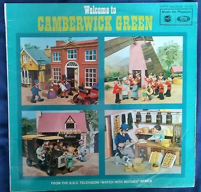 Welcome to Camberwick Green, Brian Cant MFP 1109 lp