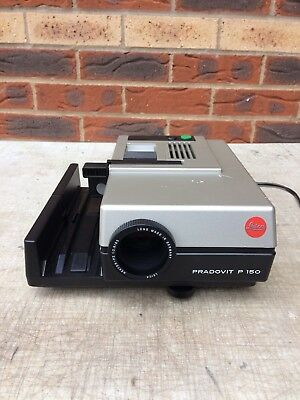 Leica Pravodit P 150 Slide Projector.99p Auction