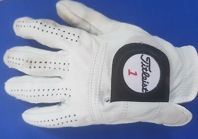 VICTOR DUBUISSON 's 2015 TURKISH OPEN FINAL DAY WINNING GLOVE played & signed