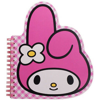 Sanrio My Melody Spiral Notebook