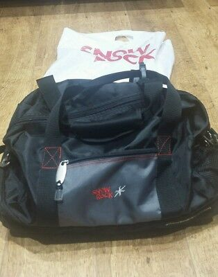 snow and rock Ski Snowboarding Boots and Helmet Bag New with tags race luggage