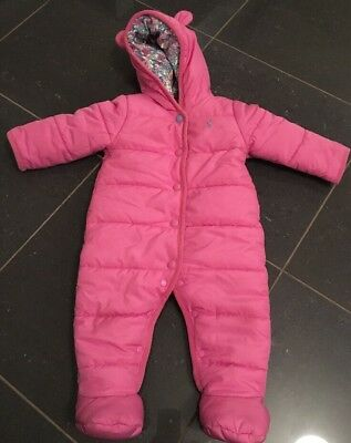 Joules Baby Winter Pramsuit  6-9 Months Excellent Condition