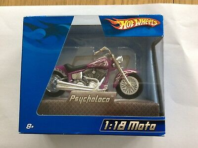 Hot Wheels - harley psycholoco 2005
