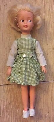 Vintage Pedigree Sindy Canterbury Patch Doll