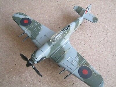 Dinky Hawker Hurricane Fighter Aircraft