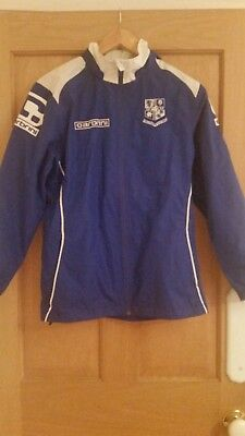 tranmere rovers coat/jacket