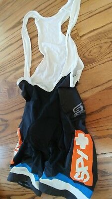 Spy Stage One Cycling Bibs Large