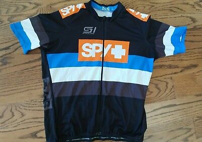 Spy Stage One Short Sleeve Cycling Jersey Xl