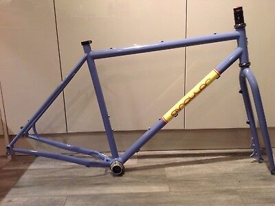 Singular Swift 29er Mountainbike Frameset & Forks