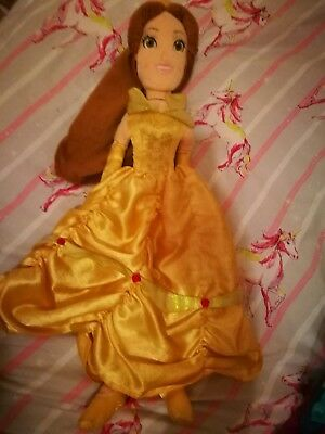 disney bell plush beauty and the beast