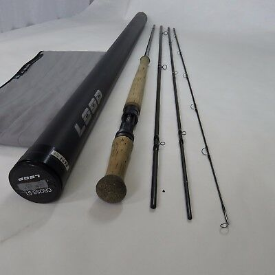 LOOP Cross S1 13' 8 weight fly rod demo rod excellent condition Spey Rod