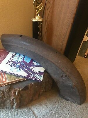 antique bicycle motorcycle fender