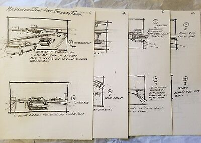 BLUES BROTHERS PRODUCTION FILES ORIGINAL STORY BOARDS John Belushi Car Chase Rar