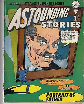 Astounding Stories #20 (1967?) British Pulp; 68 pages