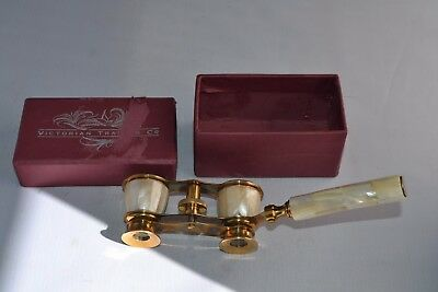 Victorian Trading Co - Mother Of Pearl Opera Glasses #25 AC 2529901