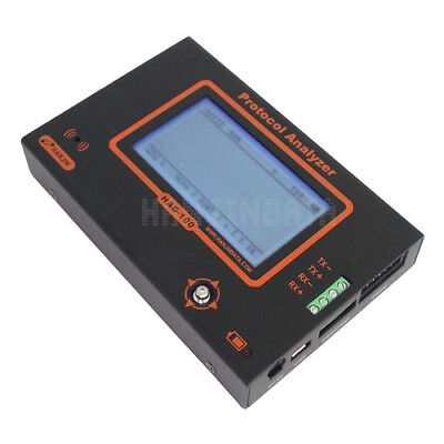 RS232C/RS422/RS485/TTL  Portable Protocol Analyzer
