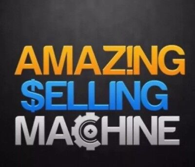 HOT Sale!! Amazing Selling Machine 7 Seller Mastery Course Marketing Program