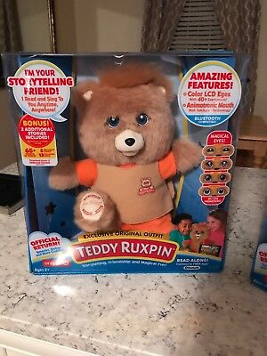 Teddy Ruxpin Target Exclusive 2017!! Sold out!! In Hand! No reserve!!