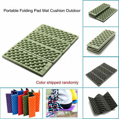 Portable Folding Pad Mat Cushion Outdoor For Picnic Hiking Camping Massage Style