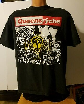 Queensryche Shirt (Xlarge)