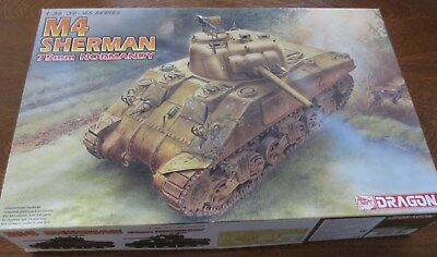 M4 Sherman - 75mm Normandy - 1/35 Scale
