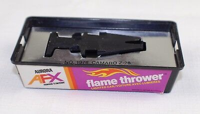 Aurora AFX Model Flamethrower stand (base only) - no reserve - see other sales