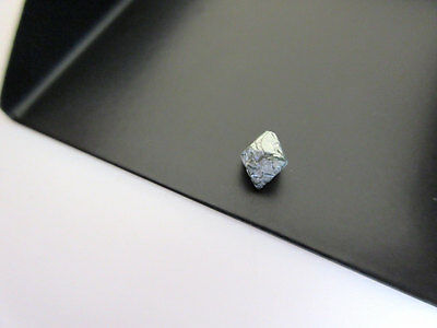 Rare Blue Green Smooth Crystal Raw Rough Uncut Loose Diamond 6.5mm SKU-DDS137/1