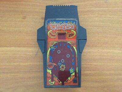 Retro Wildfire Pinball