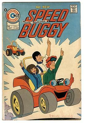 Speed Buggy #1 May 1975 Hanna Barbera Sune Buggy Sat Morning TV Cartoons 113