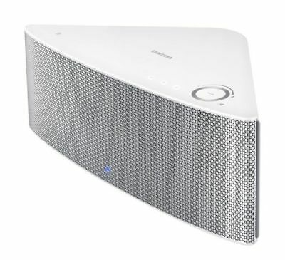Samsung WAM751 M7 Speaker - White High Quality Sound, TweeterMid RangeWoofer