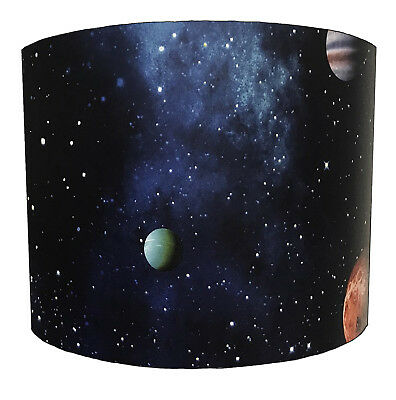 Outer Space Lampshades, To Match Outer space Wallpaper & Outer Space Quilt Cover