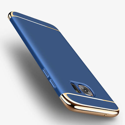 Luxury Shockproof Ultra-thin Armor Hard Back Case Cover For Samsung S7 S8 Note 8