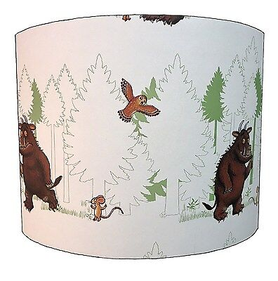 Gruffalo Lampshades Ideal To Match Gruffalo Wallpaper & Gruffalo Quilt Covers.