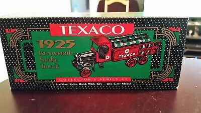 1992 Texaco 1925 Kenworth Stake Truck Collectors Series # 9 Mint condition