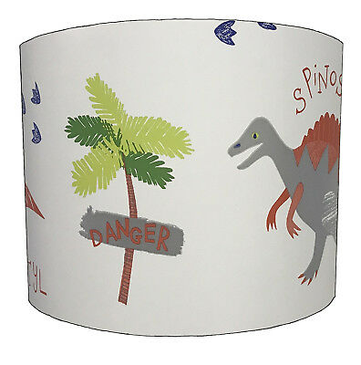 Lampshades Ideal To Match Dinosaurs Duvets Dinosaurs Wallpaper Dinosaurs Decals.