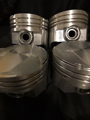 pistons ford small block 351 .030